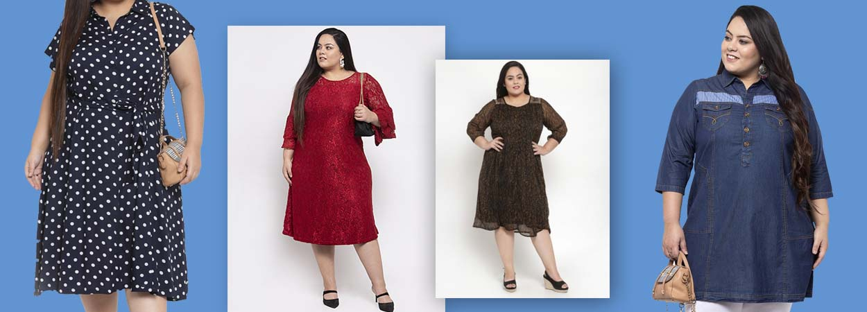Dress Like a Pro With Plus Size Dresses this Summer