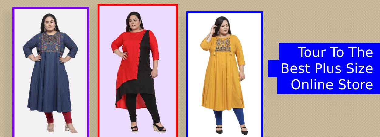 TOUR TO THE BEST PLUS SIZE ONLINE STORE