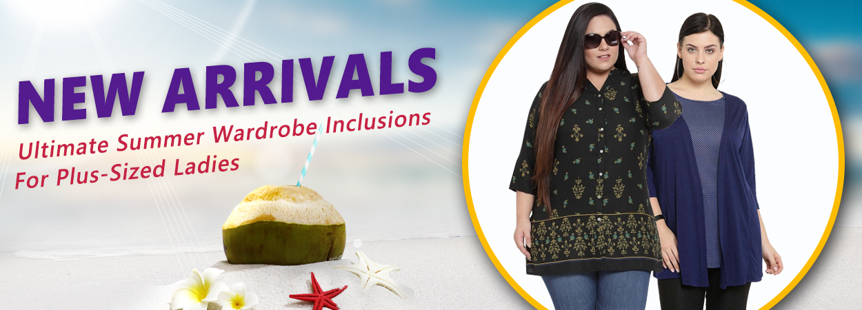 Ultimate Summer Wardrobe Inclusions For Plus-Sized Ladies