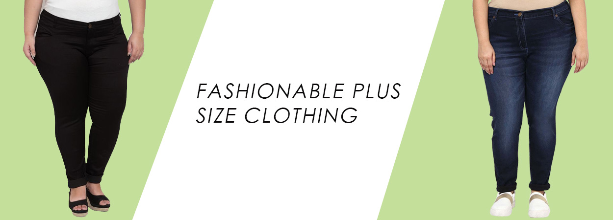 Have Fashionable Plus Size Clothing This Summer