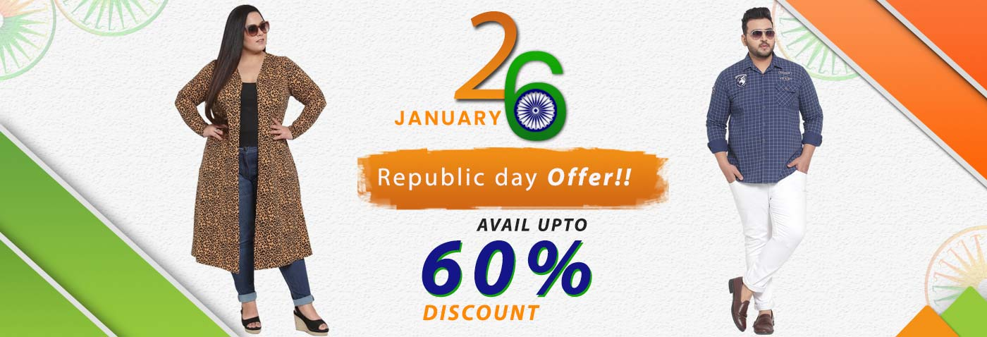 Happy Republic Day Offer
