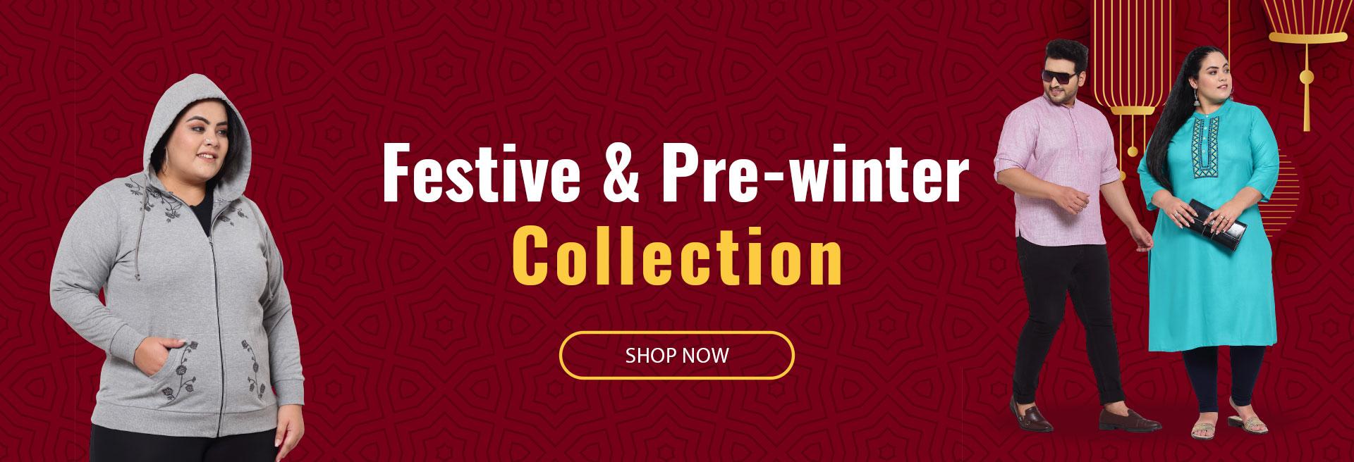 Festive & Pre-winter