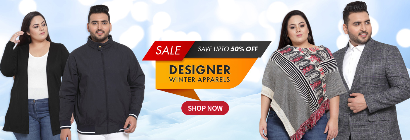 Pluss Winter Wear