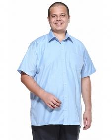 a Sky Blue Formal Shirt