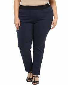 NAVY JEGGING WITH REGULAR FIT