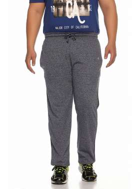 NAVY GRINDER Trackpant WITH REGULAR FIT
