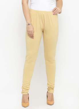 PlusS Legging With Cotton Fabric