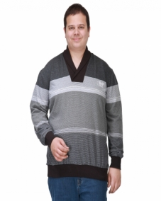 Sweatshirt with regular fit