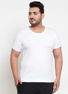 White Innerwear Thermal Vests (Winter)