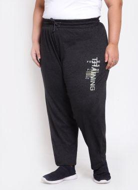 Grey Track Pant