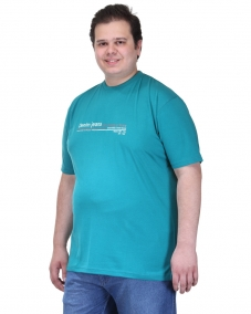 ASea Green Crew Neck T-shirt
